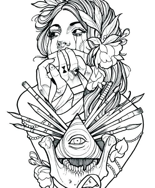 image result for coloring pages tattoo tribal butterfly