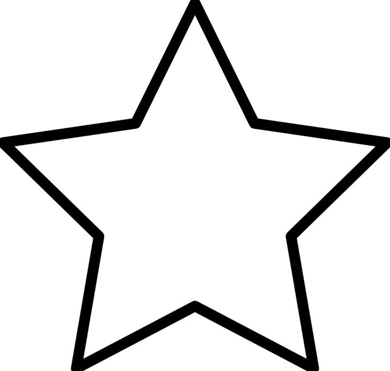 image result for star coloring pages star coloring pages