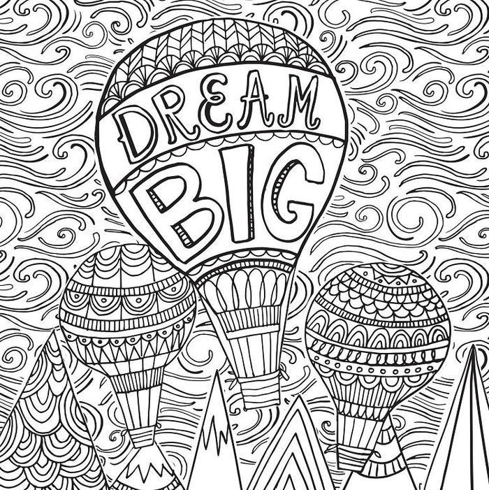 inspirational coloring pages stress relief fun for kids