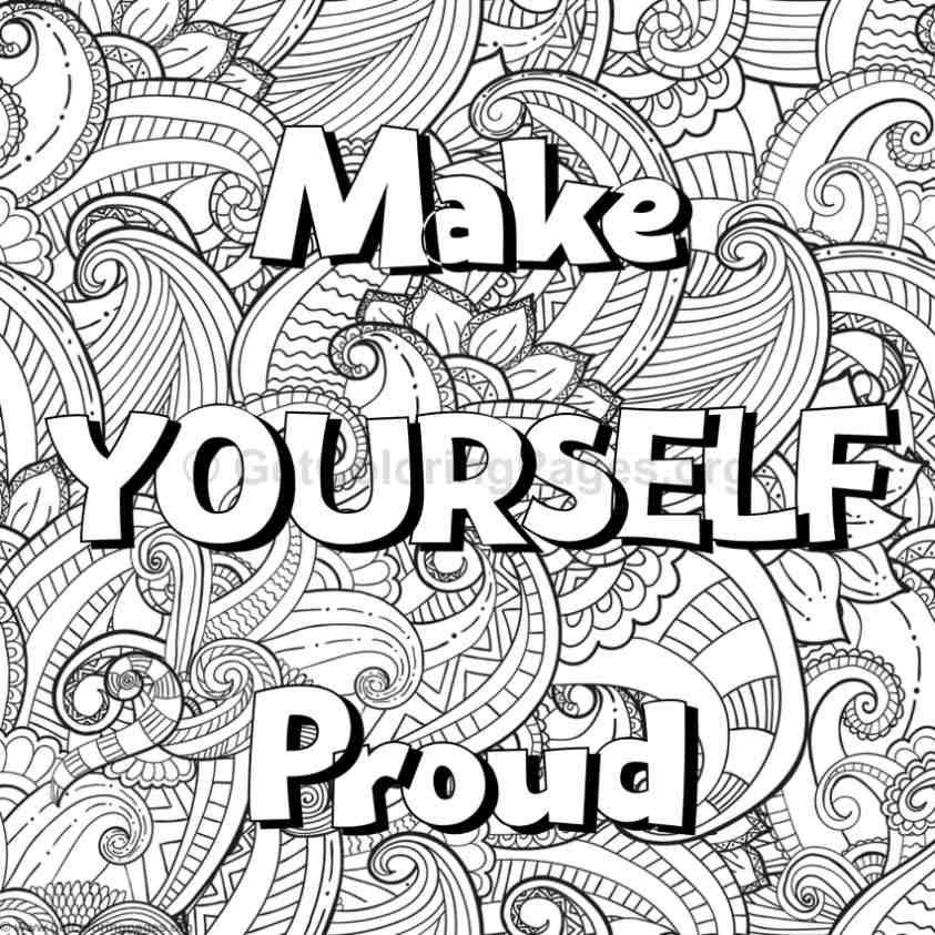 inspirational word coloring pages 51 getcoloringpages