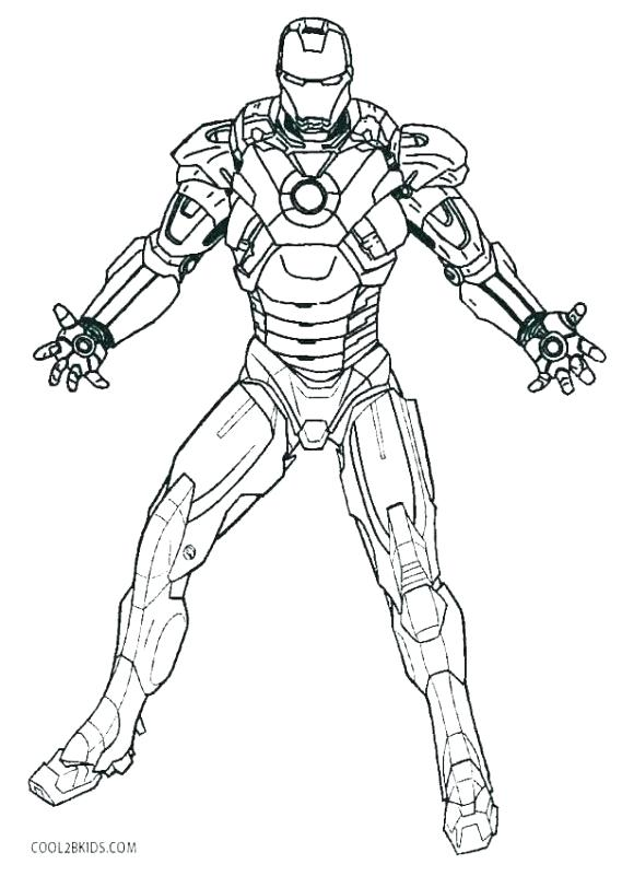 iron man coloring pages free to print pusat hobi