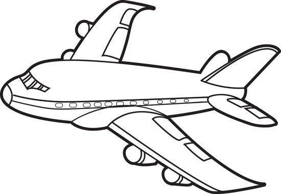 jet airplane coloring page malvorlagen malvorlagen fr
