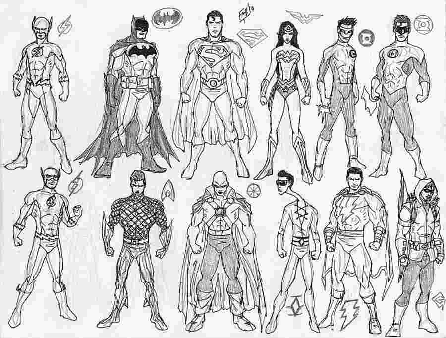 justice league coloring pages images origins of the justice