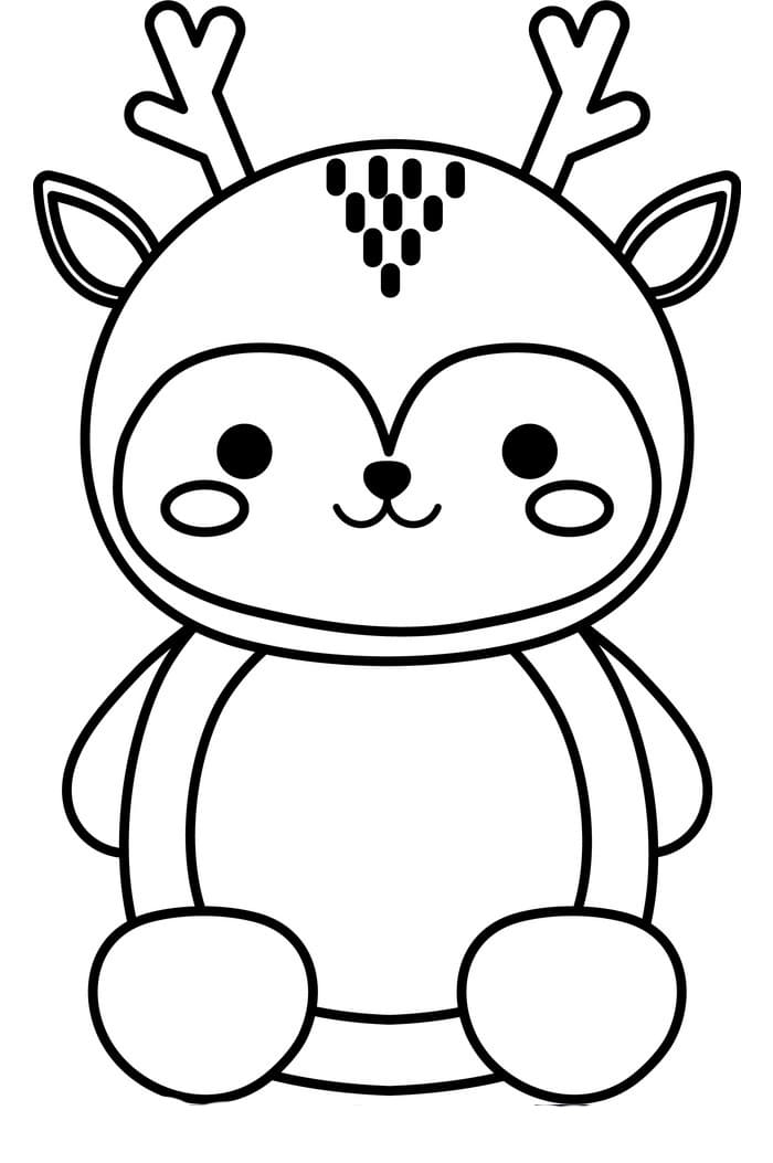 kawaii coloring pages print unusual characters 100 images