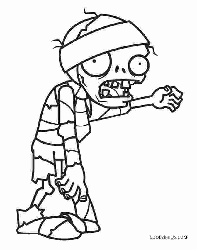 kids zombie coloring pages kaigobank