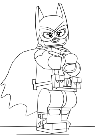 lego batgirl kifest free printable coloring pages