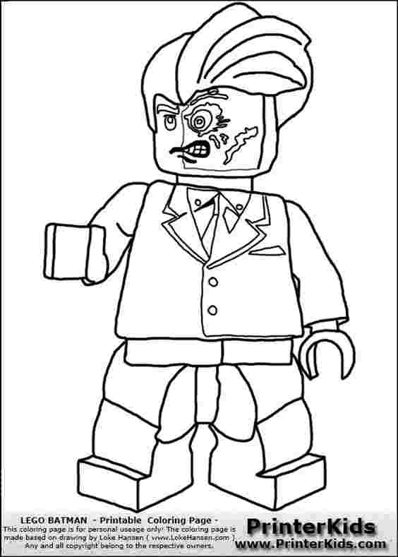 lego batman coloring pages printable huangfei