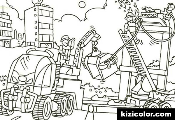 lego duplo construction job area pages kizi free