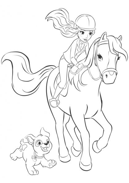 lego friends mia coloring pages ausmalbilder ausmalbilder