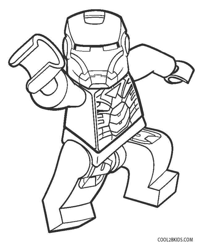 lego iron man coloring pages ironman telematik institut