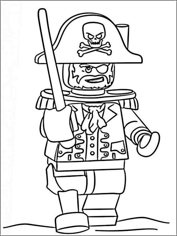 lego pirates coloring pages 1 lego coloring pirate