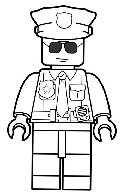 lego police coloring pages lego coloring pages lego