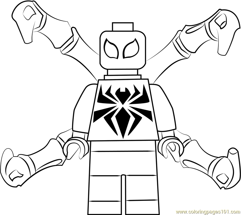 lego spiderman coloring pages games clever lego spiderman