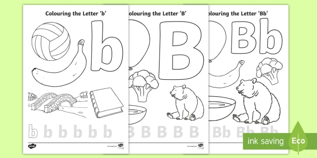 letter b colouring pages colouring colouring sheets