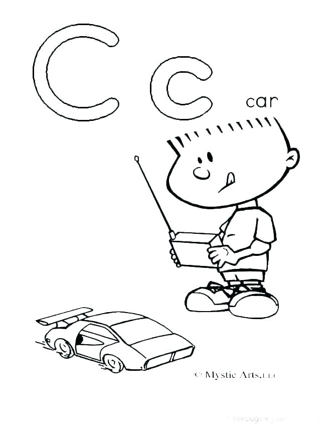 letter c coloring pages z kindergarten kngarooclub