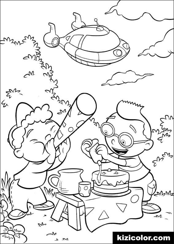 little einsteins colouring kizi free coloring pages for
