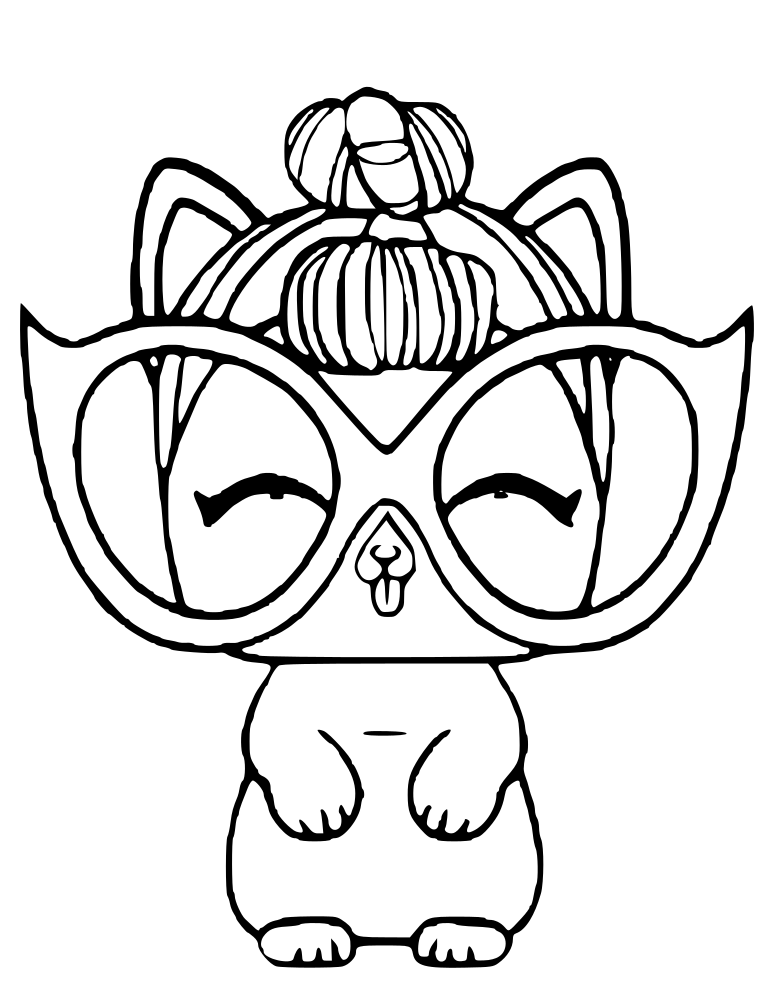 lol dolls coloring pages best coloring pages for kids
