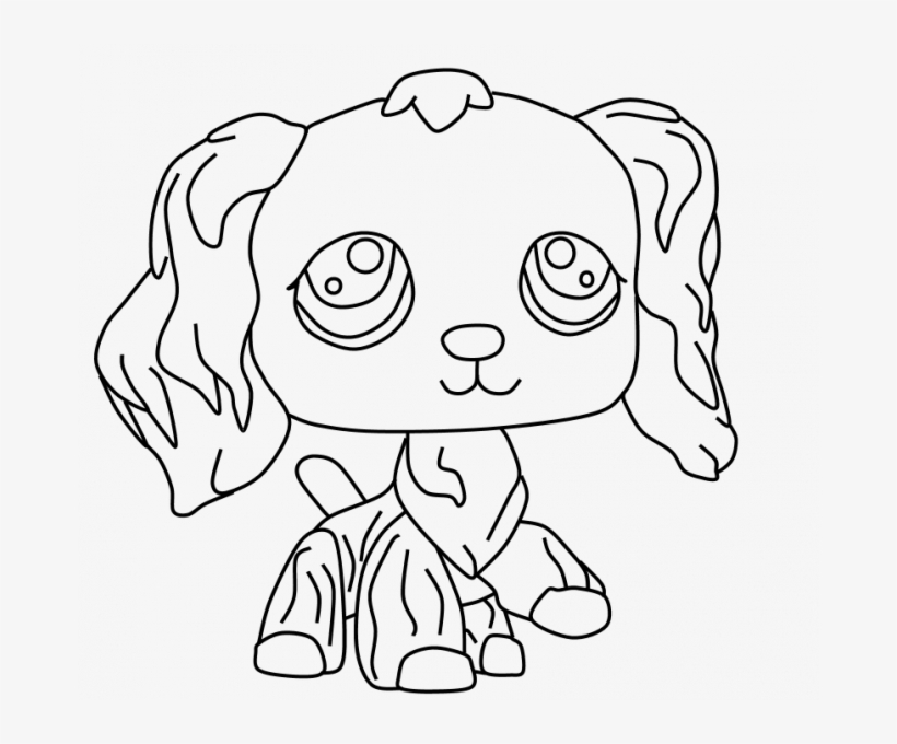 lps coloring pages pet shop coloring pages printable lps