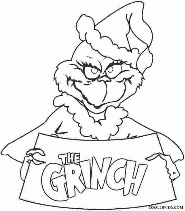 max from the grinch coloring pages best grinch artworks free