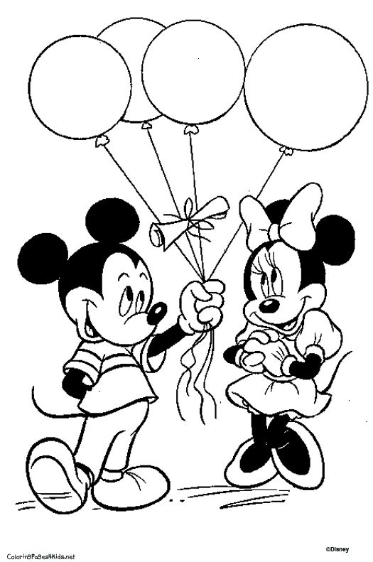 mickey mouse coloring pages pdf mickey mouse coloring page