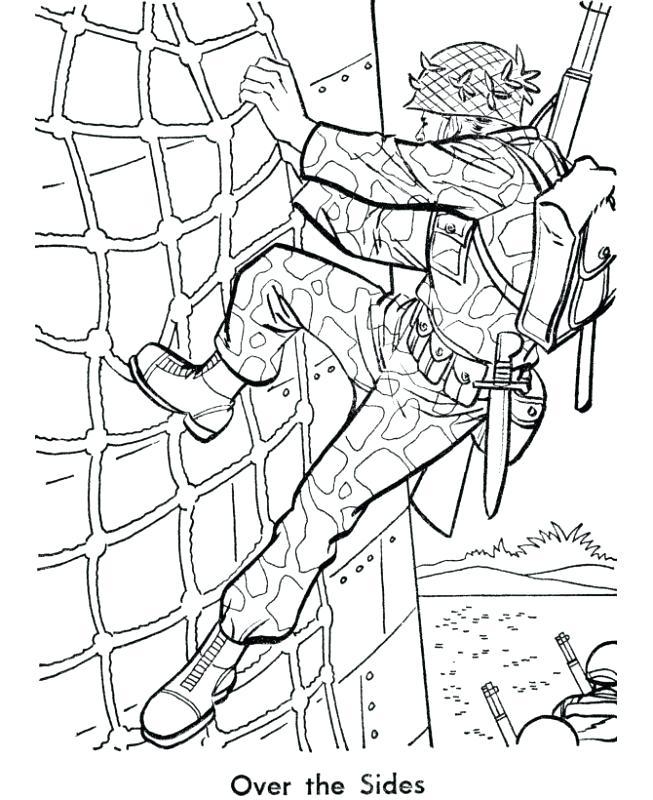 military coloring book noticiasdemexico