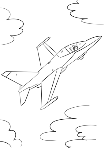 military fighter jet coloring page free printable coloring
