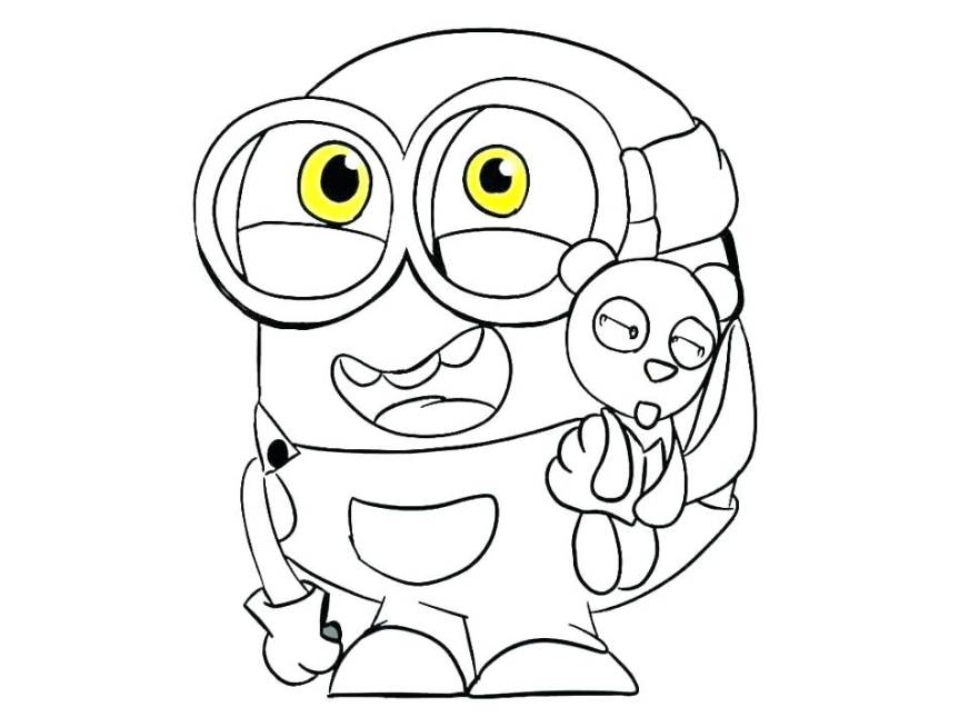 minion printable coloring pages beginnerukulele