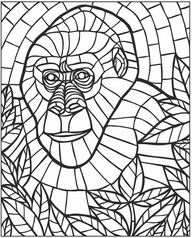 mystery mosaics coloring book fresh mystery mosaic coloring