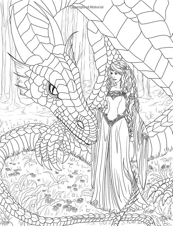 mythology adult coloring yahoo image search results