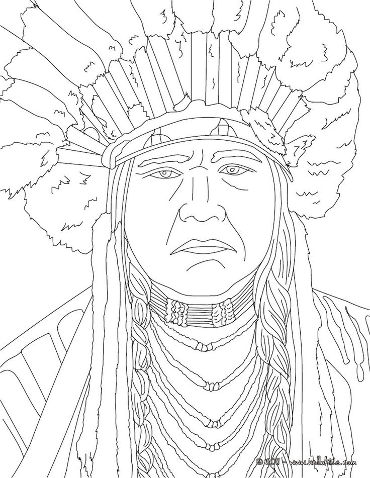 native americans coloring pages powhatan coloring page