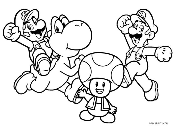 new coloring pages super mario bowser maker switch odyssey