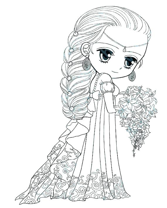 nice coloring pages for girls