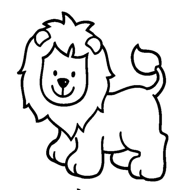 nice toddler animal coloring pages 5325 toddler animal
