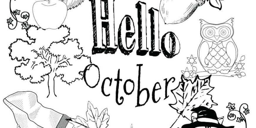 october coloring pages printable for wozdengiclub