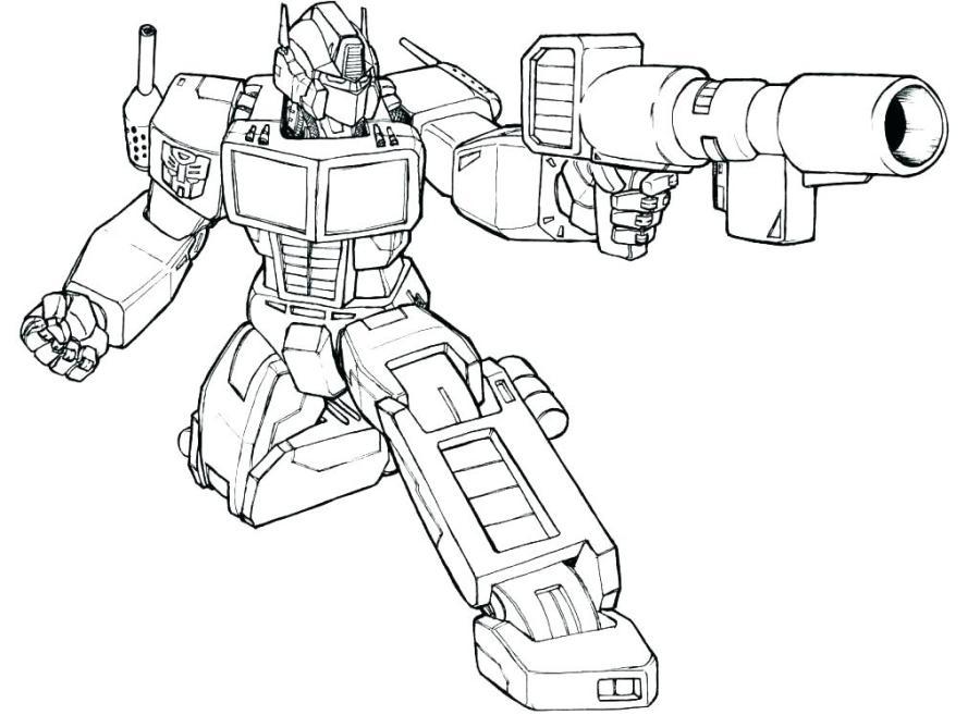 optimus prime coloring pages printable at getdrawings