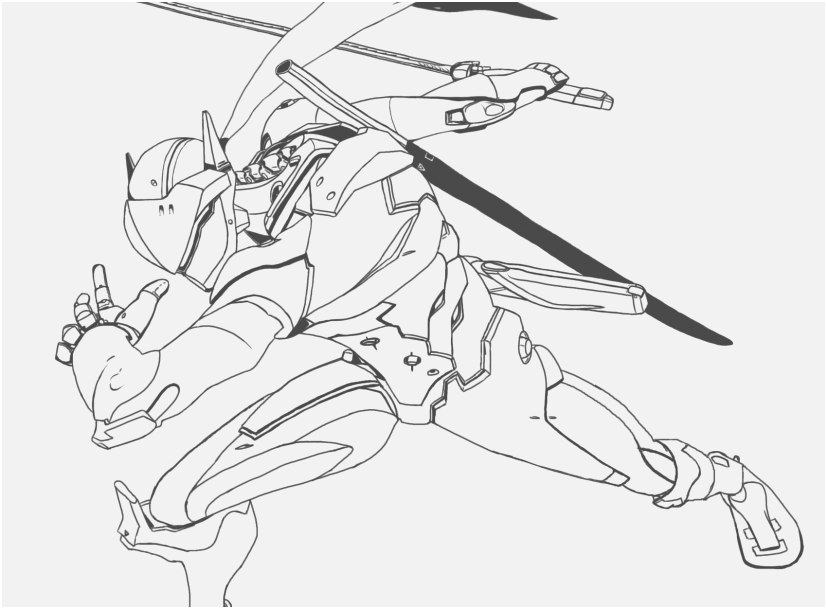 overwatch coloring pages pic overwatch drawing at