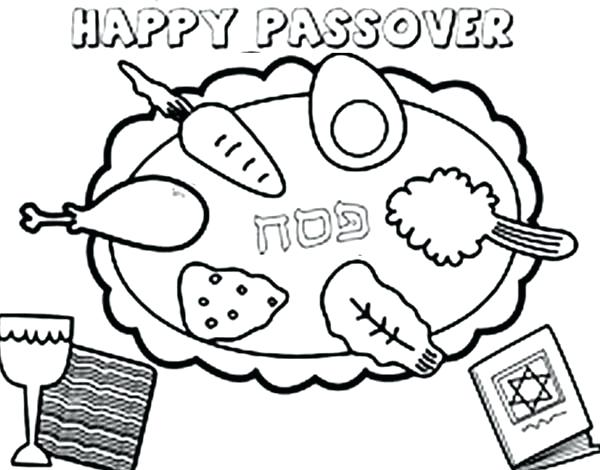passover story coloring pages at getdrawings free for