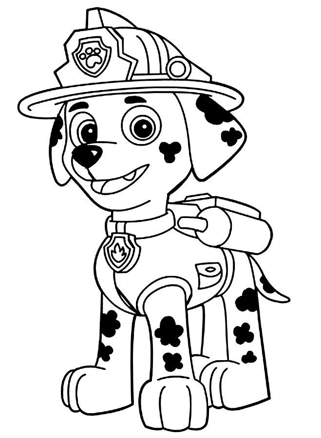 paw patrol coloring pages free paw patrol coloring paw
