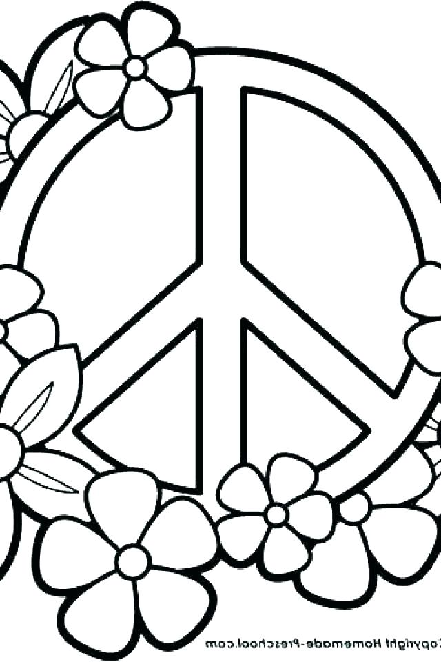 peace coloring pages africaecommerceco