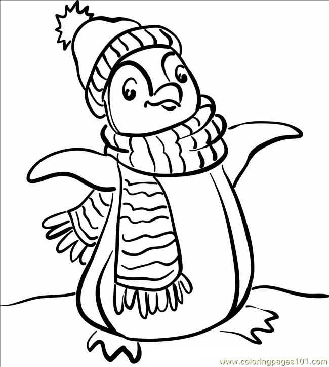 penguin coloring pages penguin 237 birds penguin