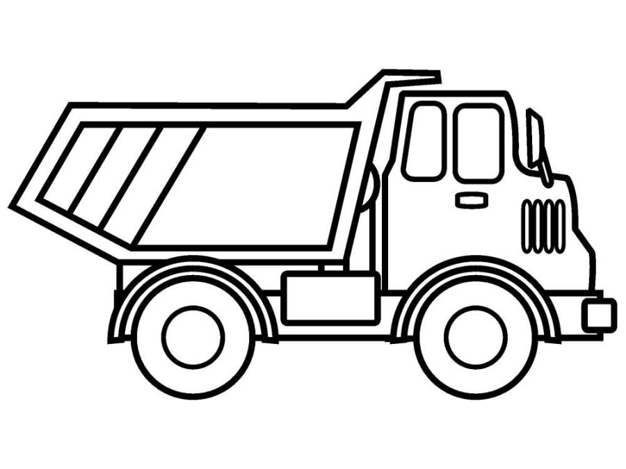 pin sarah graham on patterns for kids truck coloring