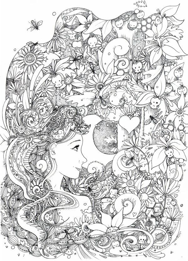 pin tina thrasher on adult coloring pages coloring