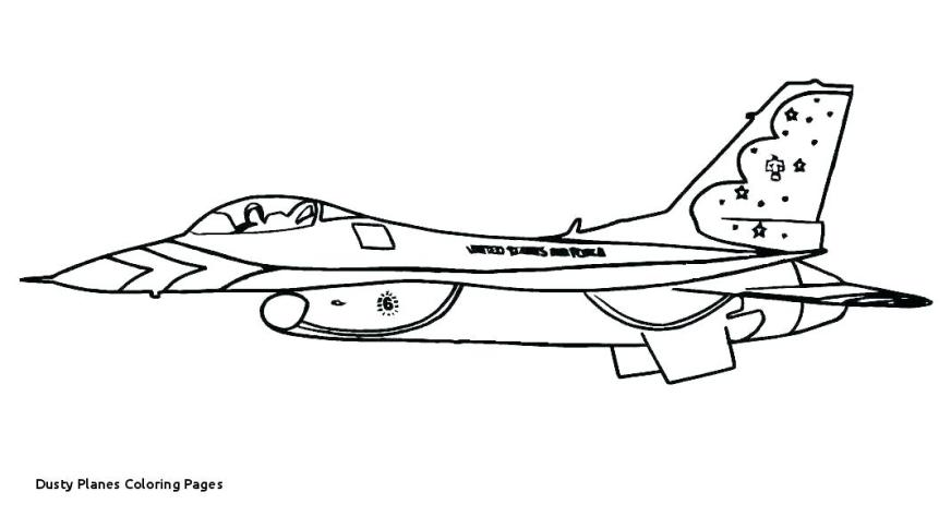 plane coloring pages aeroplane printable jet page xbeeclub