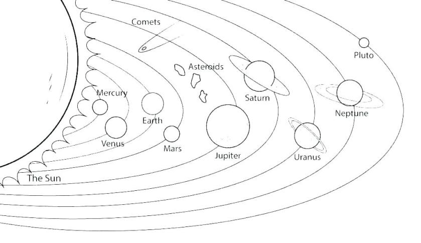 planets coloring pages wigglepro