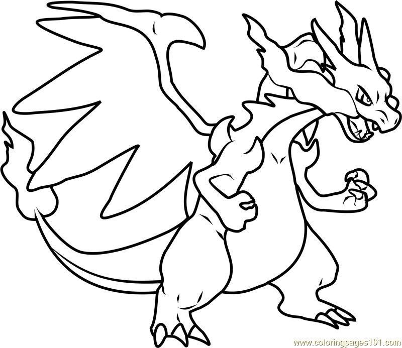 pokemon ex malvorlagen mega pokemon coloring pages best of