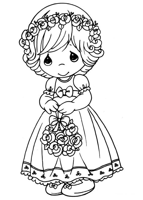 precious moments ba girl coloring pages kaigobank