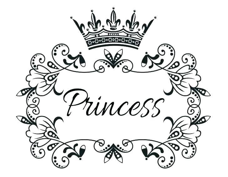princess crown coloring page free pages vidlegionclub