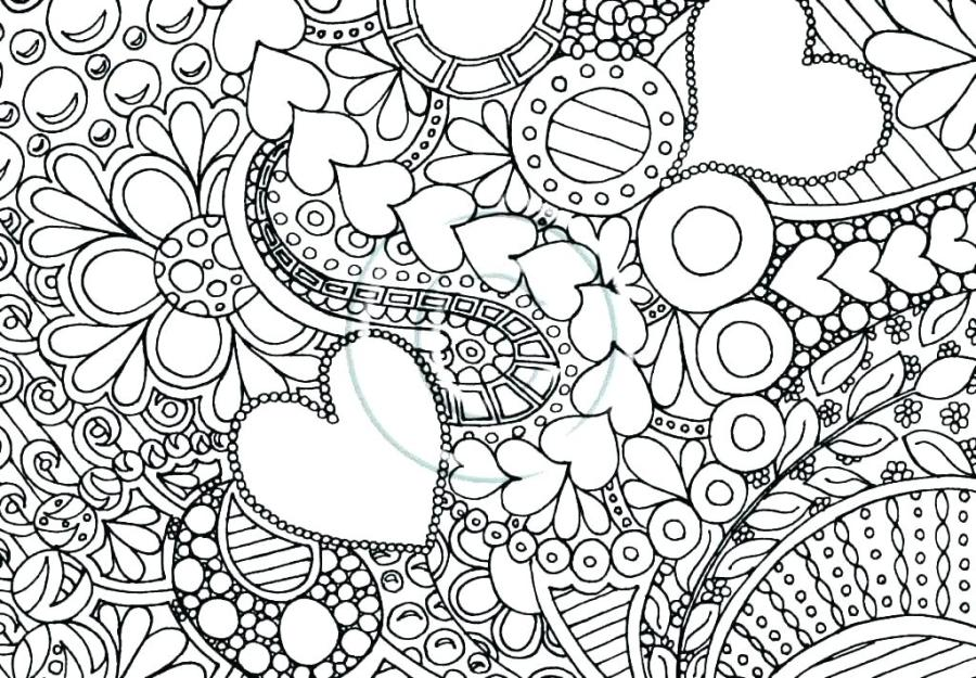 printable coloring pages adults free pusat hobi