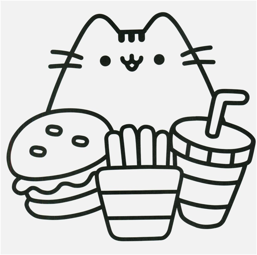 printable coloring pages free graphic kawaii coloring pages
