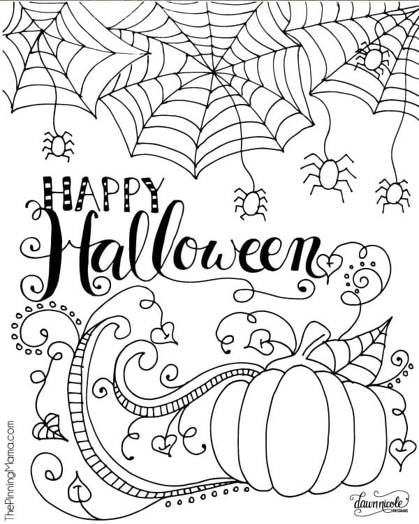 printable coloring pages halloween bolanhorizonconsultingco